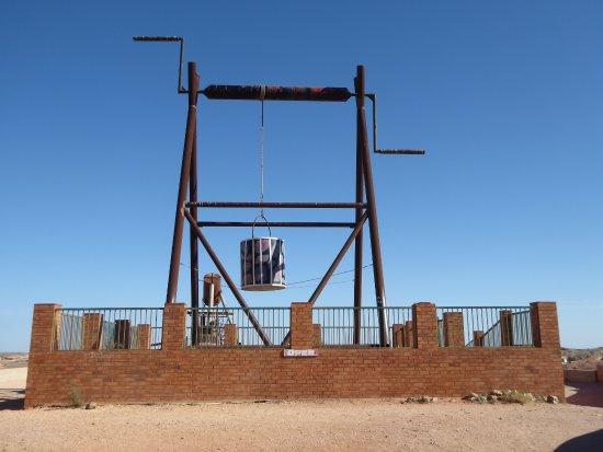 Coober Pedy, Australië: Big Winch
