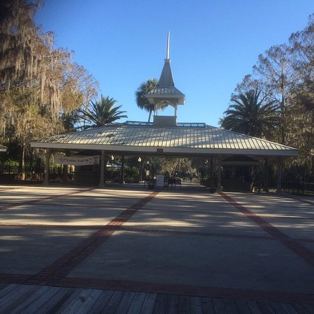 Silver Springs, FL: Ticket Booth