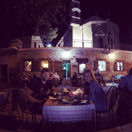 Kalavasos, Cyprus: summer night !