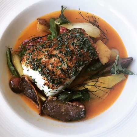 Columbia, MD:  Pan Roasted Cod