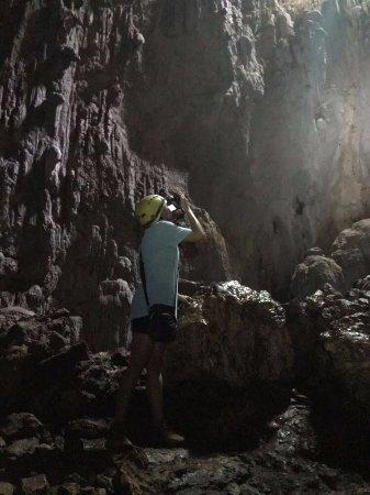 Nicoya, Kosta Rika: Caverna Terciopelo