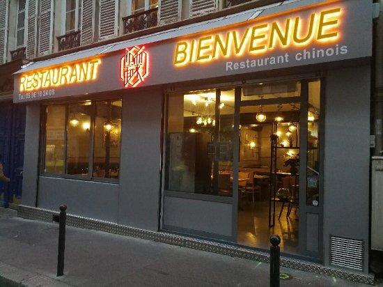 Rue Chabrol Restaurant