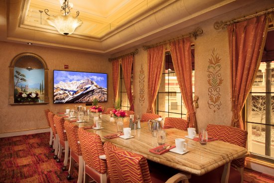 Biscotti S Private Dining Room