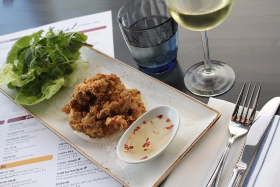 The Woodlands, TX: West Coast Fried Oysters