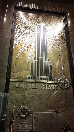 Empire State Building: Hall