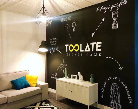 Too Late Escape Game Tours