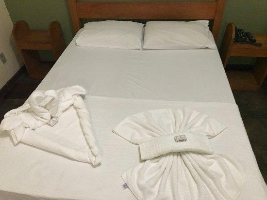 Hotel Garlipp: Já me hospedei aqui umas três ou quatros vezes nos últimos 3 anos, agora o hotel está sob nova d