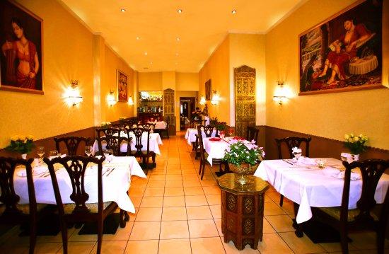 Kamasutra Indian Restaurant : schönes Ambiente