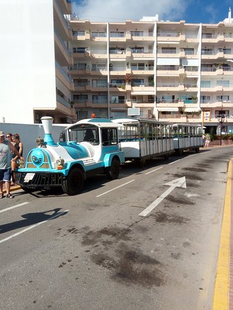 Ibiza Express Santa Eularia: MINI TRAIN