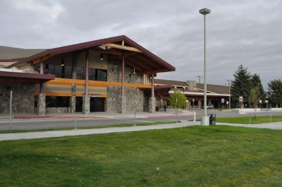 Belgrade, MT: Airport: The Bozeman Yellowstone International Airport is in our backyard!