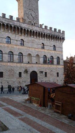 Montepulciano, Włochy: Palazzo