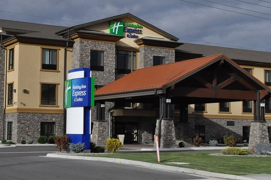 Belgrade, MT: Holiday Inn: Our newest addition!