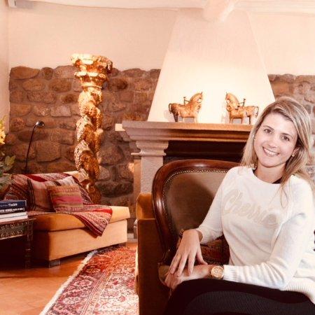 Inkaterra La Casona Relais & Chateaux: Sala da lareira