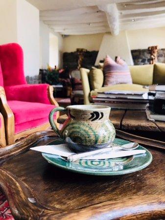 Inkaterra La Casona Relais & Chateaux: Sala de estar