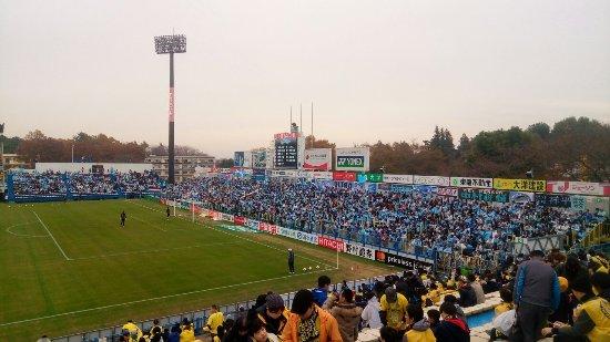 Kashiwa, Japan: 日立柏サッカー場