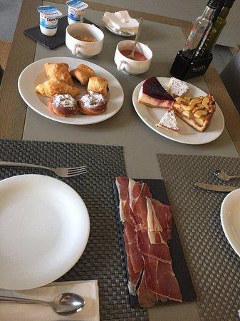Hotel Eurostars Fuerte de la Concepción: Desayuno