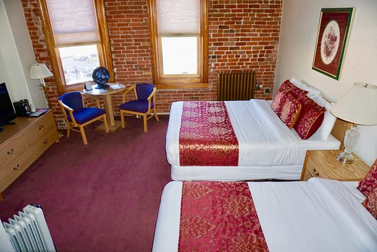 Victor, Κολοράντο: Come stay in our relaxing Double Queen Room