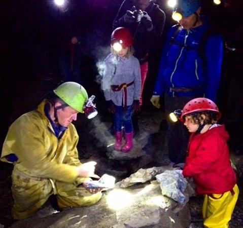 Nelson, Canadá: Cody Caves