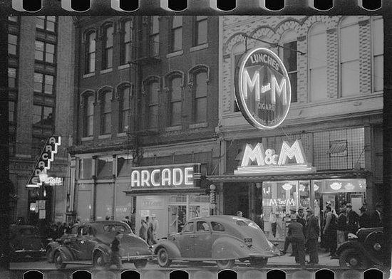 Butte, MT: M&M 1939