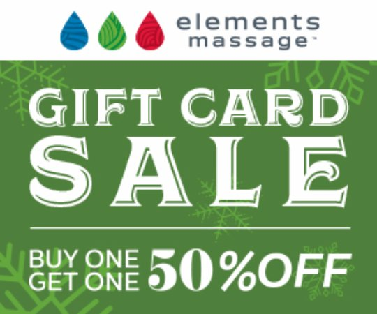 Mequon, WI: Our Best Offer for the Holidays! Gift Card Buy One Get one 50% Off