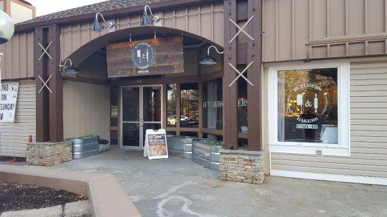 Farmington, Κονέκτικατ: Restaurant Frontage