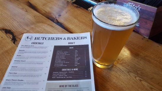 Farmington, Κονέκτικατ: Ballast Point Bonito Blonde Beer