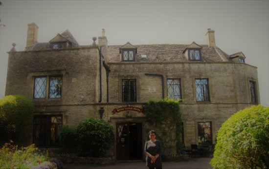 Stow-on-the-Wold, UK: disfrutando