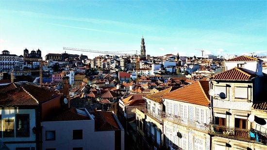 Porto Cathedral (Se Catedral): Vistas desde la Catedral