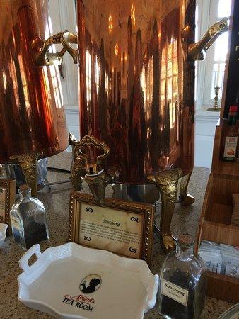 Abigail S Tea Room Boston Hours