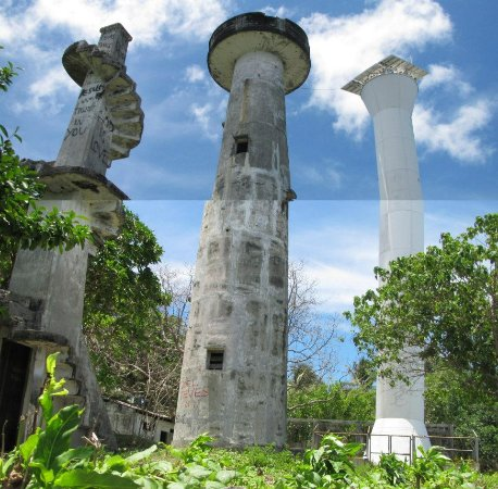 Davao City, Filipinas: Generations of Lighthouses