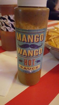 Gahanna, Огайо: Mango Wango Hot Sauce!