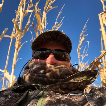 Webster, SD: It was a very cold hunting trip, which made it extra nice when we returned to a warm, comfortabl