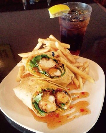 Pontotoc, MS: Sweet Chili Wrap
