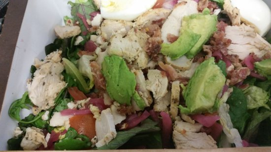 Farmington, Κονέκτικατ: Green Goddess Salad