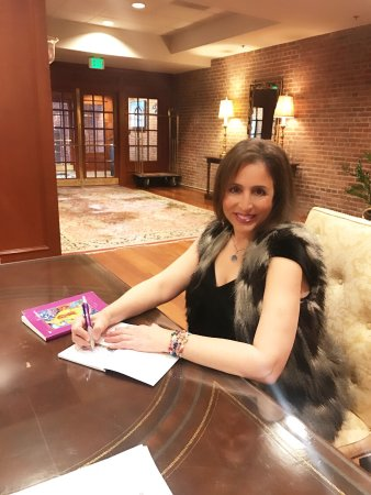 Inn at Henderson's Wharf: VIP book signing for Grace is Born for Sparkle Press LLC at the magnificent  Inn at Henderson's
