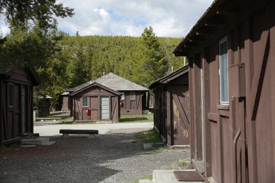 Old Faithful Snow Lodge and Cabins Photo