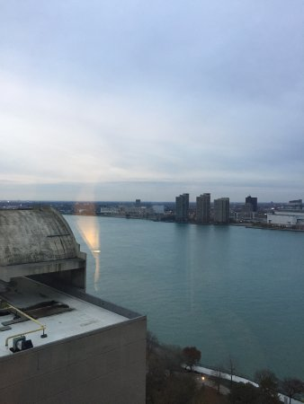 Best Western Plus Waterfront Hotel: view from the room