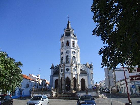 Reguengos de Monsaraz, Portugal: Igreja de Santo António
