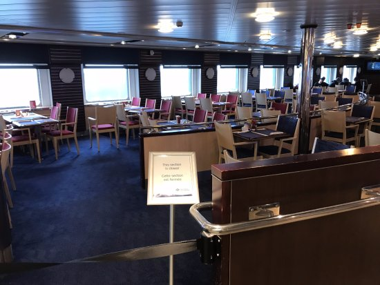 North Sydney, Canada: The Restaurant on the MV Blue Puttees