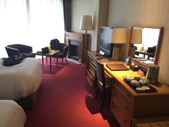 Nara Hotel: 奈良ホテル