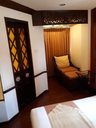 Chiang Mai Gate Hotel: 20171111_123555_large.jpg