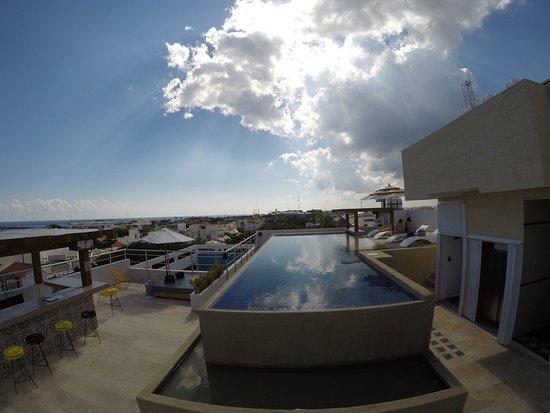Soul Beach Hotel Rooftop