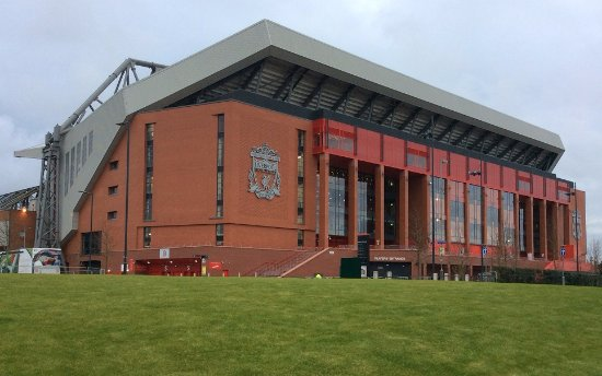 "Anfield Stadium: The ""New Part"""