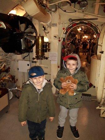 Gosport, UK: Royal Navy Submarine Museum