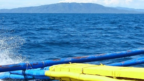 Sabang, Philippines: my 1st time at Puerto Galera
