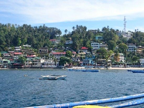 Sabang, Filipiny: my 1st time at Puerto Galera