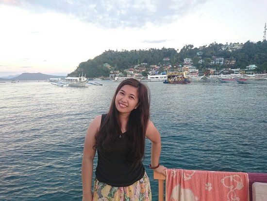 Sabang, Filipinler: my 1st time at Puerto Galera