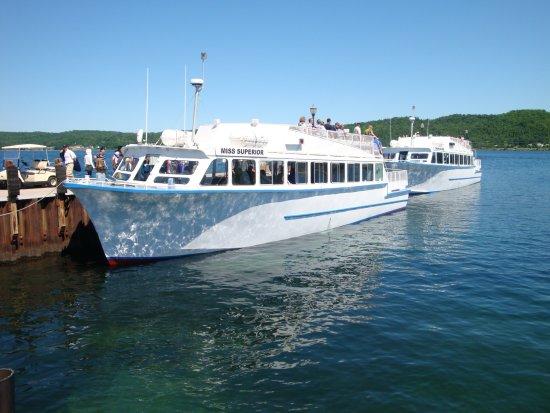 Foto de Pictured Rocks Cruises