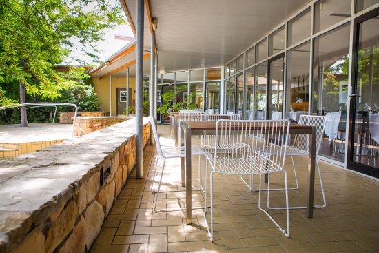 Dunkeld, Australia: Parker Street project terrace