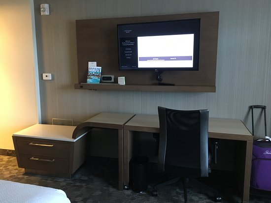 Schenectady, Estado de Nueva York: Workstation inside room